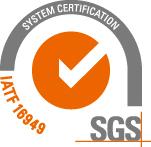 certificate IATF-16949